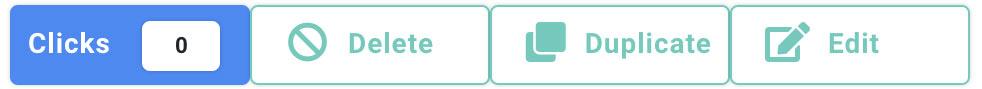 Edit UTM codes
